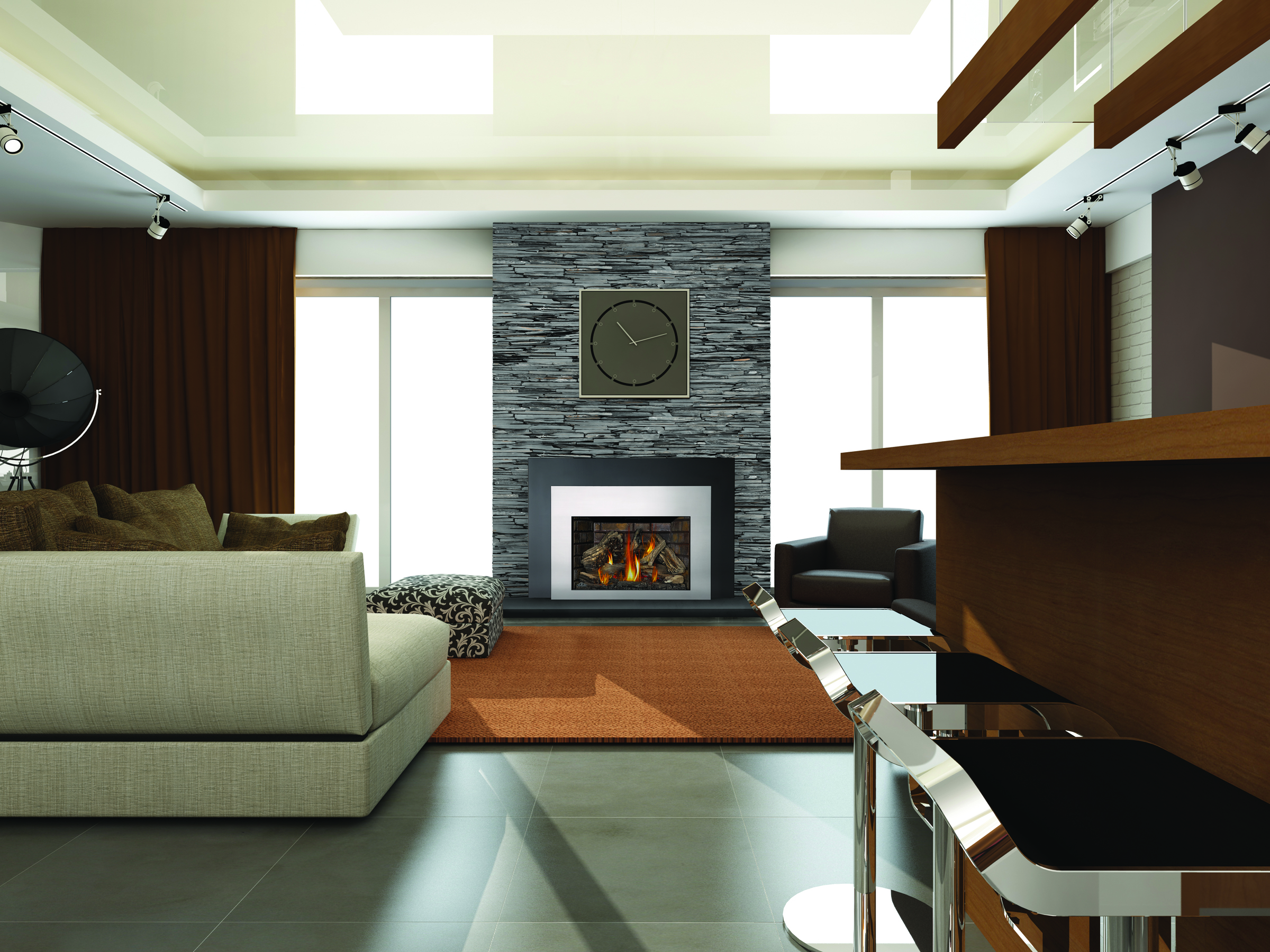 Kester Fireplace Gas Wood Electric Pellet Fireplaces