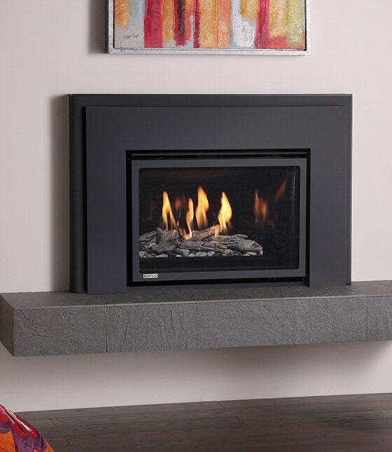 Montigo I Series Traditional Gas Fireplace Insert Kester Fireplace